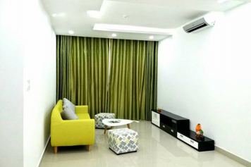 Nice Apartment in Celedon City , Tan Phu district for rent