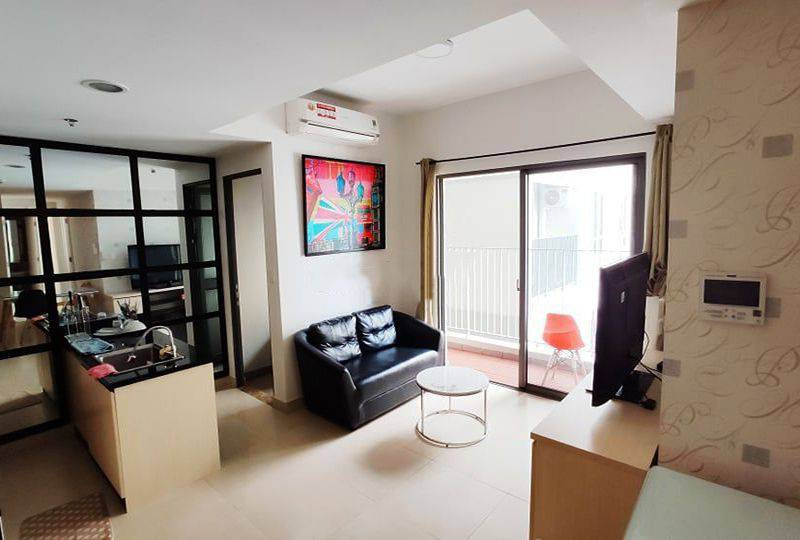 Nice apartment in district 2 for lease long-term on Masteri Thao Dien flat 0