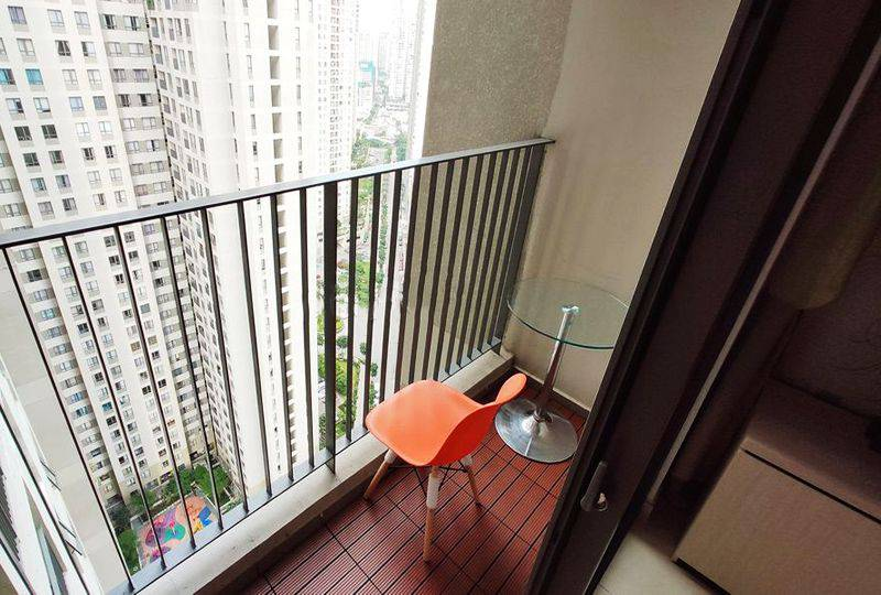 Nice apartment in district 2 for lease long-term on Masteri Thao Dien flat 10