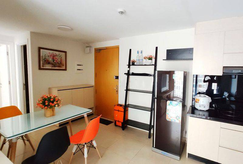 Nice apartment in district 2 for lease long-term on Masteri Thao Dien flat 8