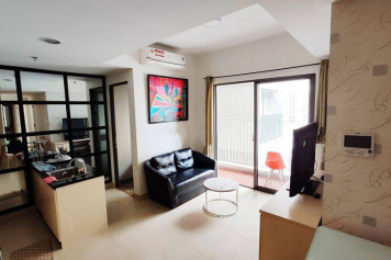 Nice apartment in district 2 for lease long-term on Masteri Thao Dien flat