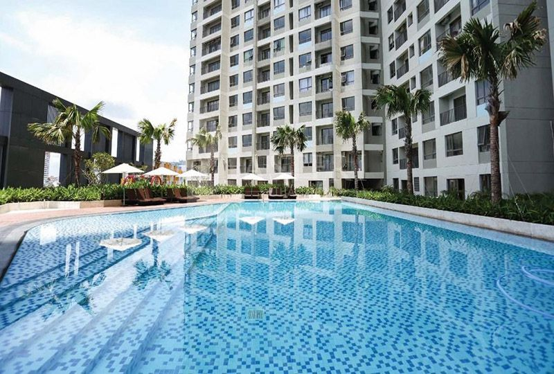 Nice apartment on Masteri Thao Dien for lease in district 2 HCM city