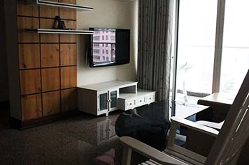 Nice flat for rent in Hoang Anh Gia Lai 3 district 7 HCMC.