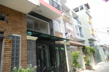 Nice House for rent on No Trang Long street Binh Thanh District - Rental : 1200USD
