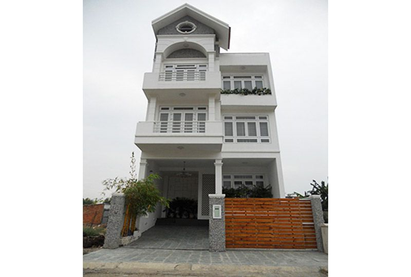 Nice house for rent on street 11 Him Lam residence Tan Hung Ward Dist 7 1