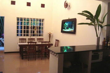 Nice house for rent on Truc Duong street Thao Dien District 2