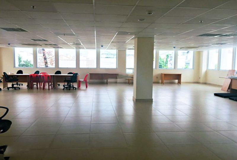 Nice Office Building on Truong Chinh street Tan Binh for rent 0
