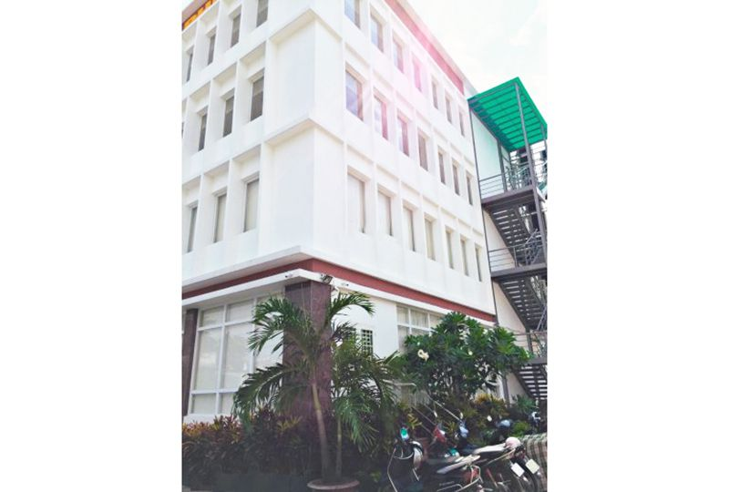 Nice Office Building on Truong Chinh street Tan Binh for rent 1