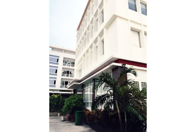 Nice Office Building on Truong Chinh street Tan Binh for rent 2