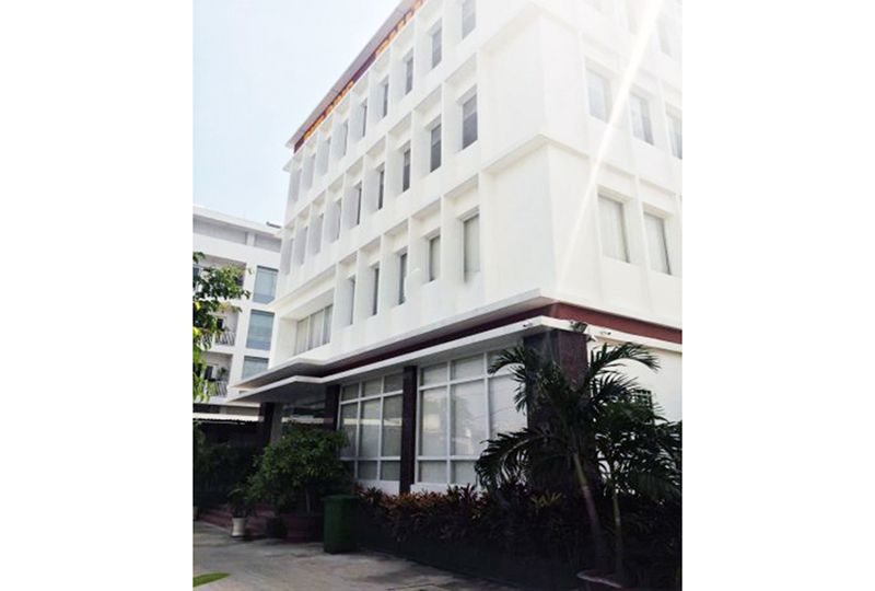 Nice Office Building on Truong Chinh street Tan Binh for rent 4