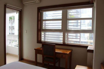 Nice serviced apartment for rent in Binh Thanh district, Ho Chi Minh city, at Nguyen Ngoc Phuong street.