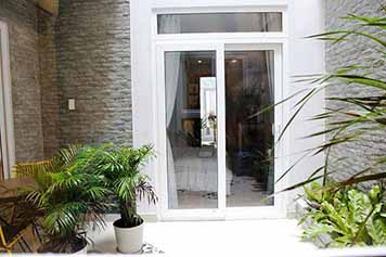 Nice serviced apartment for rent in district 3 Ho Chi Minh city Vo Thi Sau street.