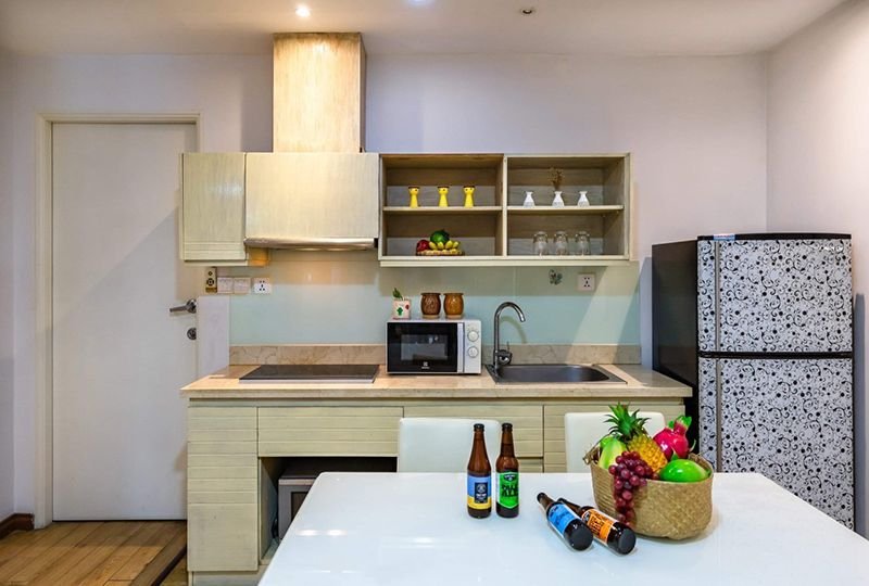 Nice serviced apartment for rent on Nguyen Van Troi street Phu Nhuan Dist 8