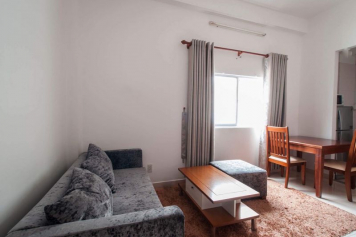Nice serviced apartment for rent on Pham Viet Chanh street, Binh Thanh district, Ho Chi Minh city.