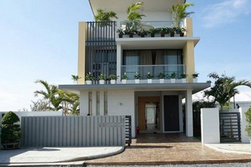 Nice Villa for rent in The Garland District 9 - Rental 1200USD