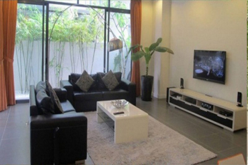 Nice Villa for rent in The Garland Family, District 9 - Rental : 1200USD ( Negotiable )