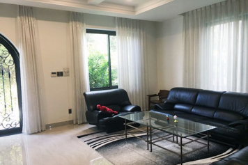 Nice villa near RMIT university district 7 for rent