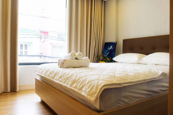 Now for rent a Serviced apartment on Tran Khanh Du street Tan Dinh ward District 1