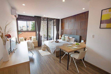 Now leasing a serviced apartment near the Zoo Dakao district 1 Saigon City.