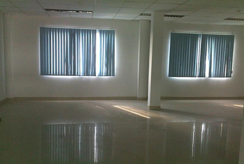 Office for rent on Nguyen Dinh Chieu street Ward 6 District 3 . 1