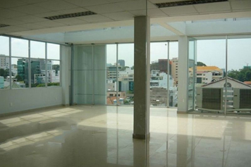 Office for rent on Nguyen Dinh Chieu street Ward 6 District 3 .
