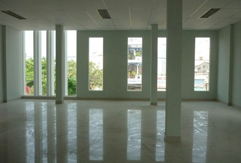 Office for rent on Nguyen Thi Thap street district 7 HCMC . 0