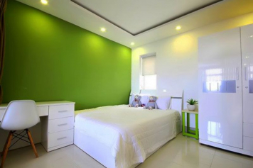 One bedroom serviced apartment for rent in Ho Chi Minh city, Duong Ba Trac street, district 8.