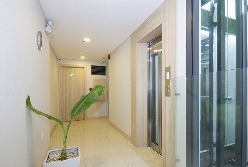 Penthouse apartment for rent in Tan Dinh ward District 1 Ho Chi Minh City 4