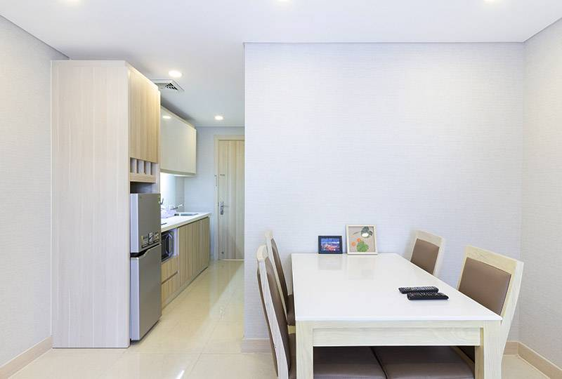 Penthouse apartment for rent in Tan Dinh ward District 1 Ho Chi Minh City 8