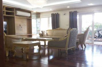 Penthouse serviced apartment for rent in Cuu Long street Tan Binh District