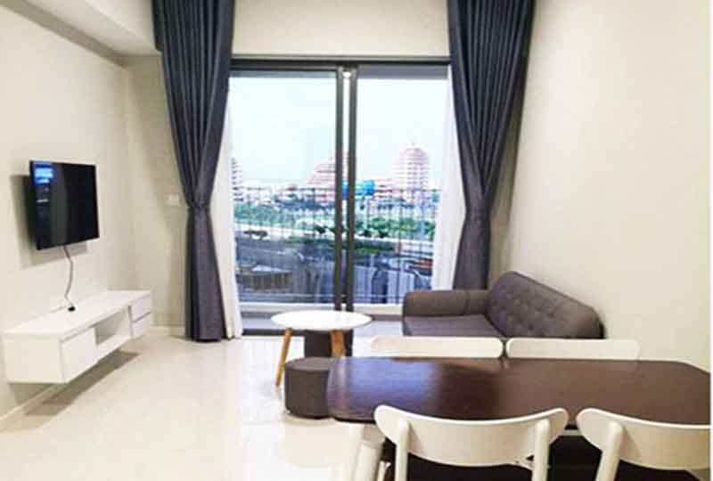 Renting an apartment on Masteri Thao Dien District 2 Ho Chi Minh City