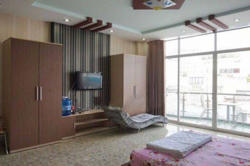 Serviced apartment building for rent in city center district 1 Ho Chi Minh city