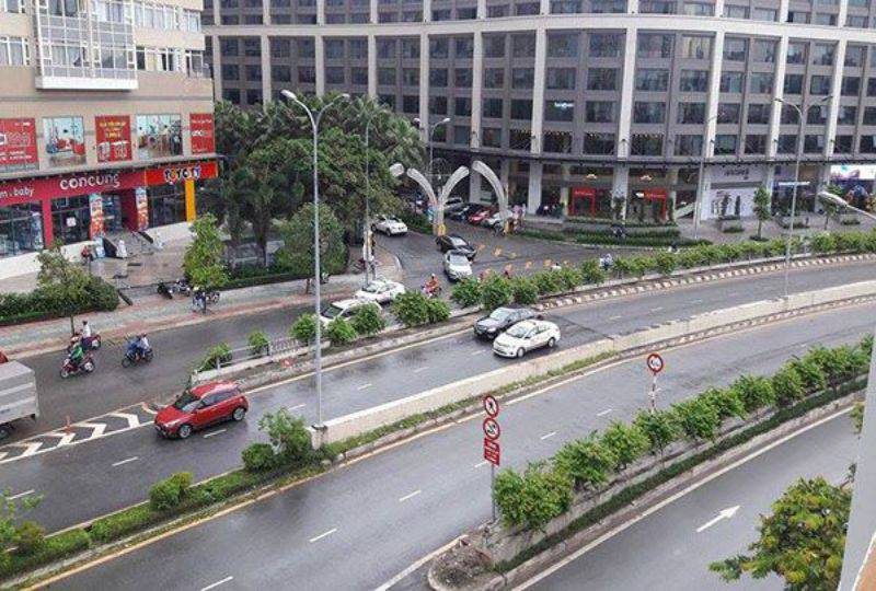 Serviced apartment for lease in Binh Thanh dist - Nguyen Huu Canh street 0