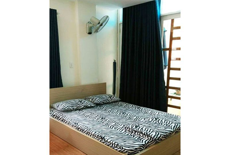 Serviced apartment for lease in Binh Thanh dist - Nguyen Huu Canh street 1