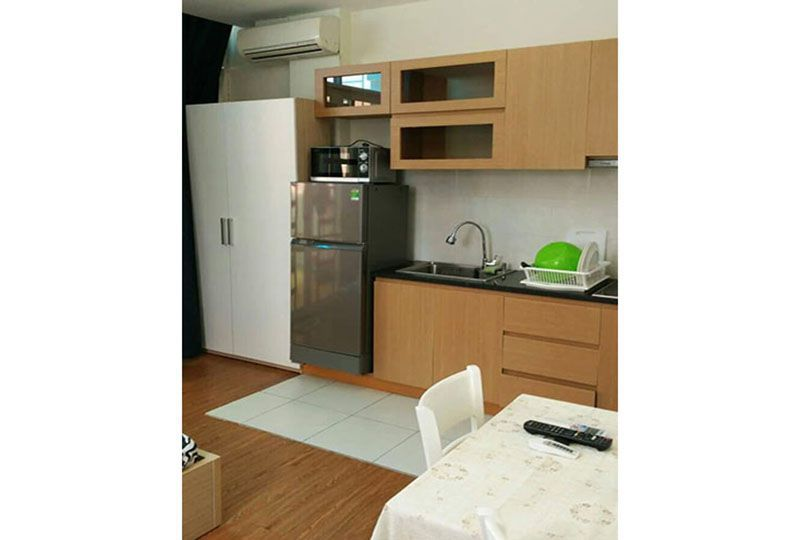 Serviced apartment for lease in Binh Thanh dist - Nguyen Huu Canh street 2