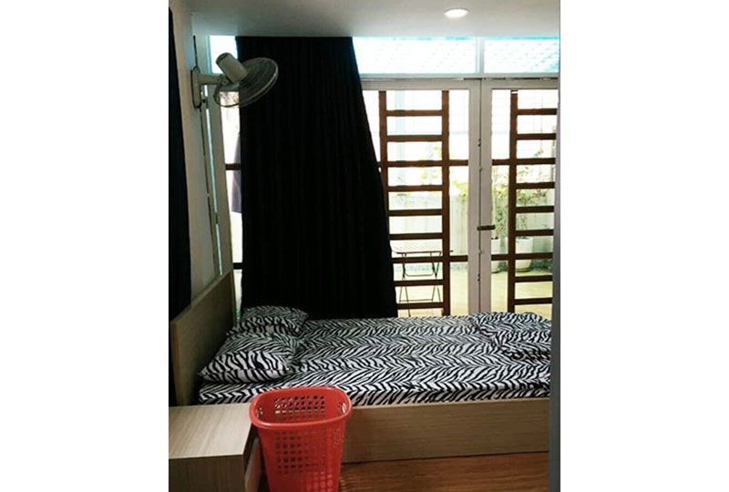 Serviced apartment for lease in Binh Thanh dist - Nguyen Huu Canh street 6