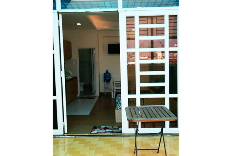 Serviced apartment for lease in Binh Thanh dist - Nguyen Huu Canh street 8
