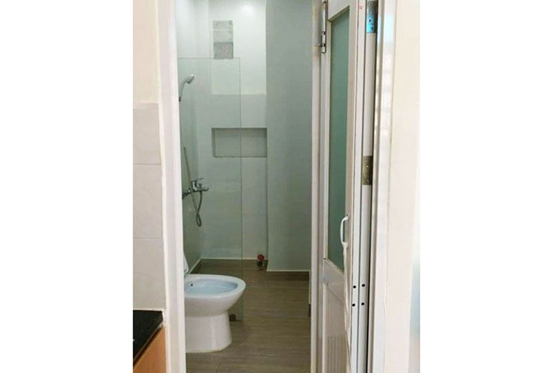 Serviced apartment for lease in Binh Thanh dist - Nguyen Huu Canh street 9