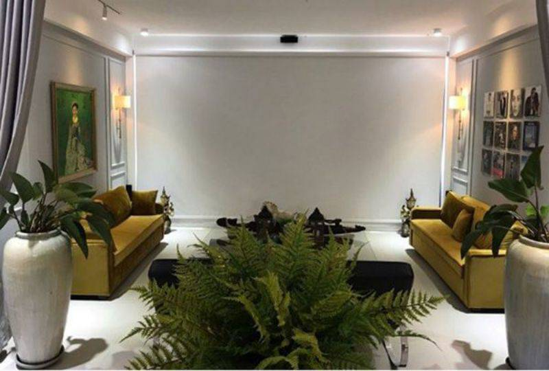 Serviced apartment for lease on Khanh Hoi street District 4 Ho Chi Minh city 16