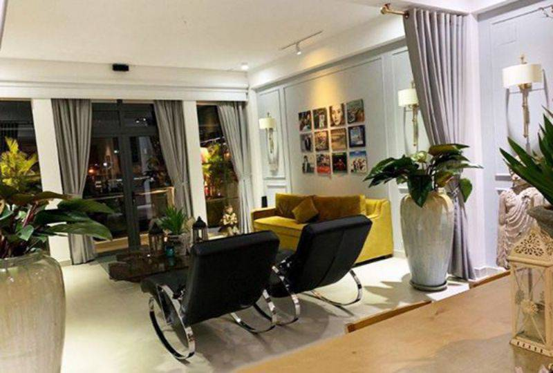 Serviced apartment for lease on Khanh Hoi street District 4 Ho Chi Minh city 7