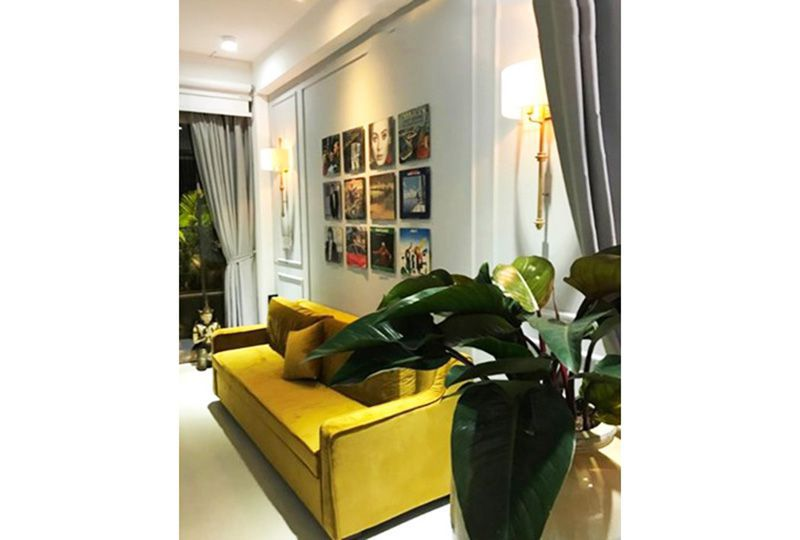 Serviced apartment for lease on Khanh Hoi street District 4 Ho Chi Minh city 8