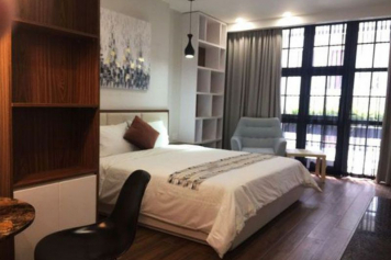 Serviced apartment for rent in Binh Thanh district, Nguyen Cuu Van street, Ho Chi Minh city, nearby the zoo.