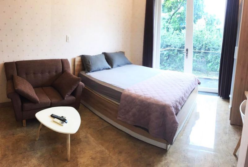 Serviced apartment for rent in District 3, Ly Chinh Thang Street