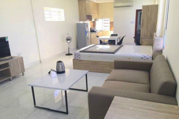 Serviced apartment for rent in district 4 , Ho Chi Minh city.