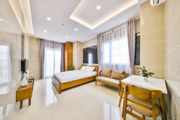 Serviced apartment for rent in Phung Van Cung Phu Nhuan District HCMC