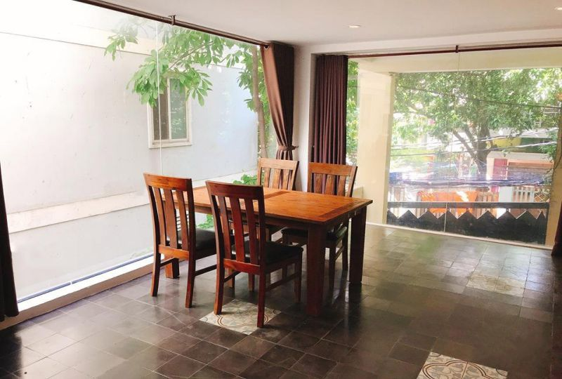 Serviced apartment for rent nearby Phan Xich Long area Phu Nhuan Dist