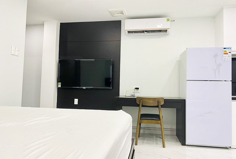 SGrenting Homes serviced apartment for lease in Binh Thanh dist - Studio style 11