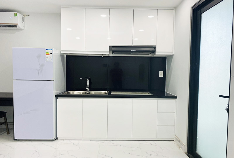 SGrenting Homes serviced apartment for lease in Binh Thanh dist - Studio style 14