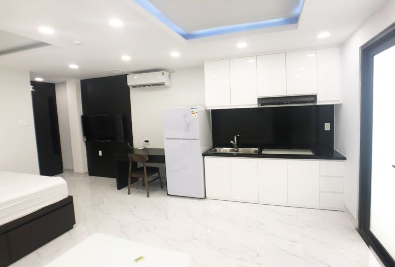 SGrenting Homes serviced apartment for lease in Binh Thanh dist - Studio style 15