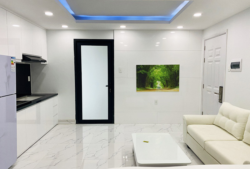 SGrenting Homes serviced apartment for lease in Binh Thanh dist - Studio style
